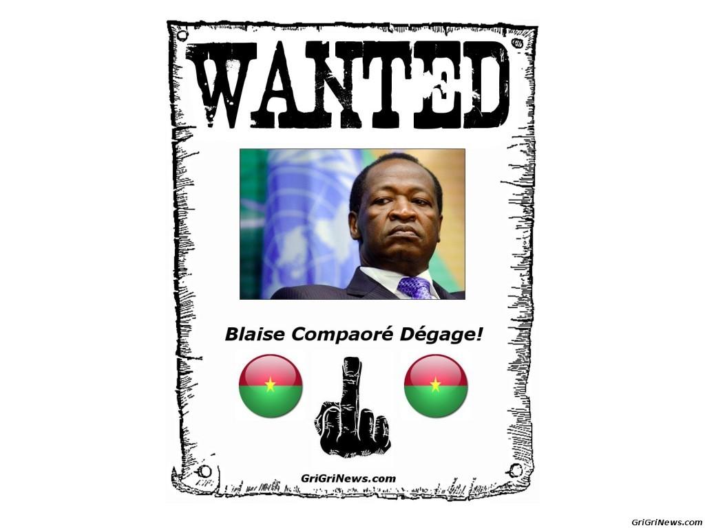 Burkina Faso : François Compaoré a été arrêté à l'aéroport