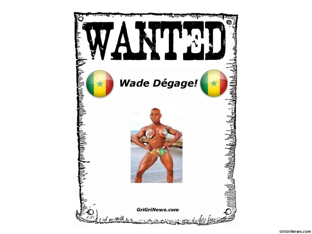 Quand le vieux Abdoulaye Wade dérape devant les médias au Sénégal…