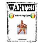 Dessin de Presse Senegal Wade Dégage