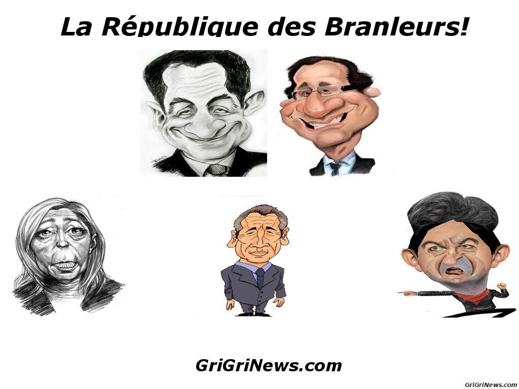 France: politique magouilles et compagnie Nicolas Sarkozy en garde à vue