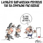 Dépêche AFP – Afrique du Sud : Oscar Pistorius condamné à 5 ans de prison