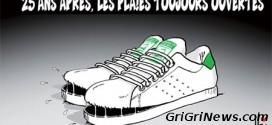 Caricature de presse Algérie sur les évènements du 5 octobre 1988