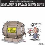 Caricature de presse Algérie
