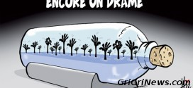 Dessin de presse de «HIC» suite au drame de Lampedusa