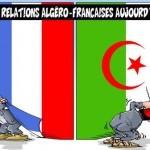 Dessin de presse : France VS Algérie