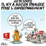 Dessin de presse Algérie