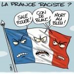 Dessin de presse: la France raciste ?
